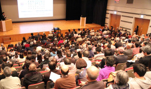 2016年3月26日、東京肝臓友の会 医療講演会