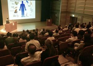 横浜市 医療講演会 B型肝炎の今後の治療