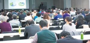 2017年4月2日、埼玉県医療講演会